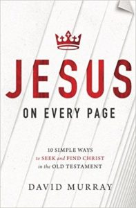 Jesus On Every Page – a new book from David Murray