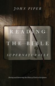 Reading the Bible Spiritually is reading the Bible properly